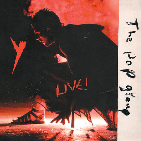 Pop Group - Y Live - Vinyl LP