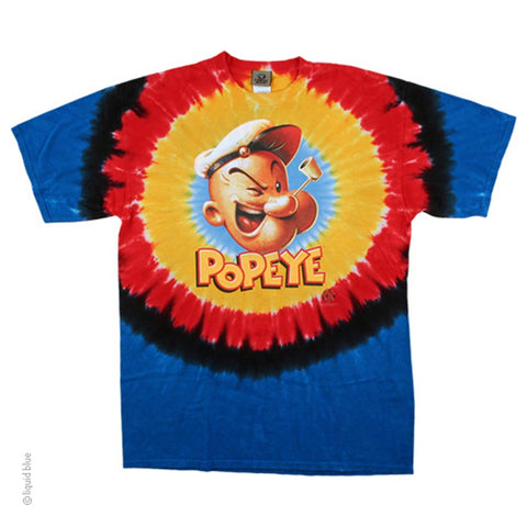 Popeye Concentric Men's T-shirt