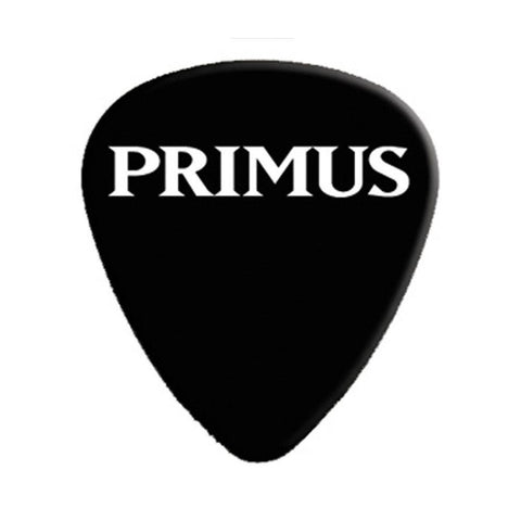 Primus Band Logo 12 Pack Guitar Pick