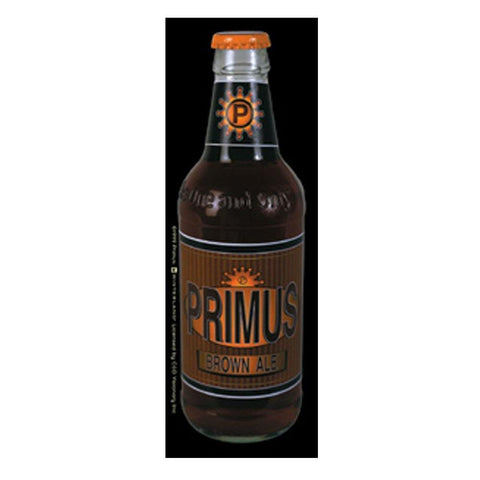 Primus Brown Ale Sticker
