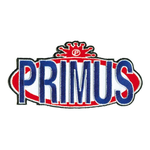Primus Logo Embroidered Patch