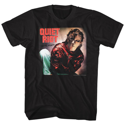 Quiet Riot Special Order Album Adult S/S T-Shirt