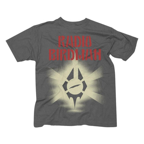 Radio Birdman Tour Logo Men's T-Shirt