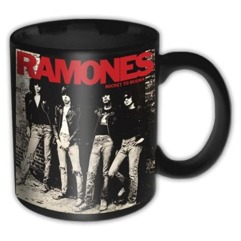 Ramones Rocket To Russia Boxed Mug