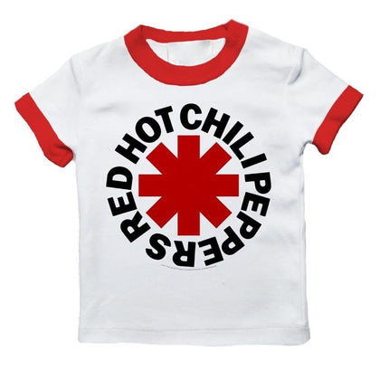 Red Hot Chili Peppers Asterisk Logo Toddler T-Shirt