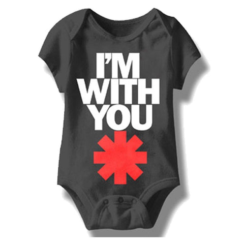 Red Hot Chili Peppers Iwy Asteric Onsie