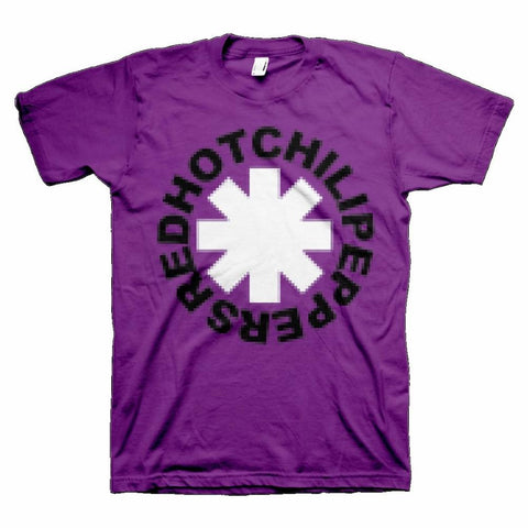 Red Hot Chili Peppers Pixel Peppers Men's T-Shirt