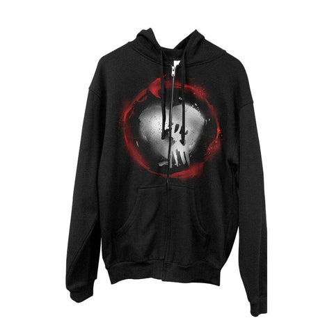 Rise Against Caution Men's Pullover Hoodie