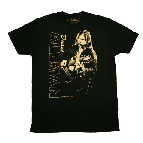 Duane Allman Guitar Player T-Shirt