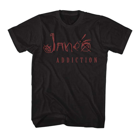 Janes Addiction Name T-Shirt