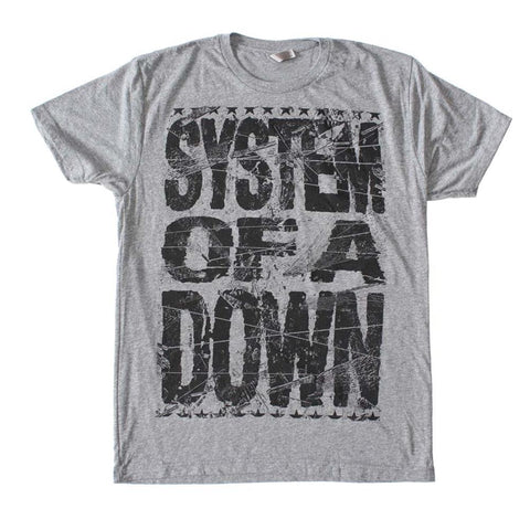 System of a Down Shattered T-Shirt
