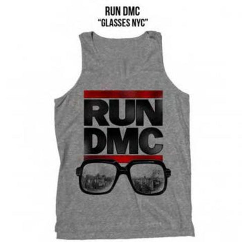 Run DMC City View Men's Tank T-Shirt