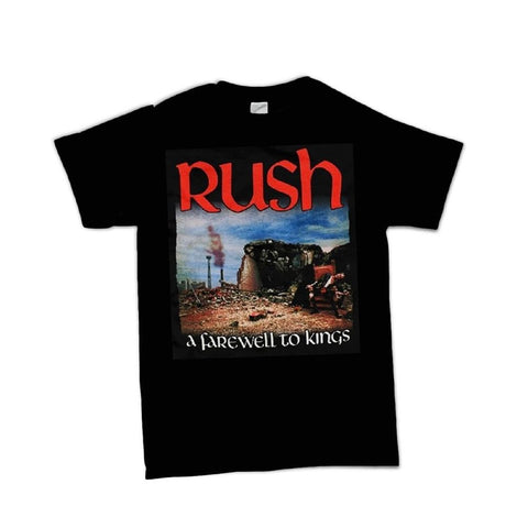 Rush A Farewell To Kings Men's T-Shirt