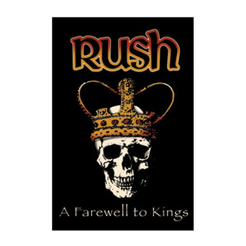 Rush Farewell To Kings Magnet