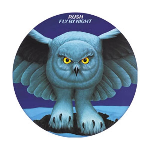 Rush Fly By Nite Button
