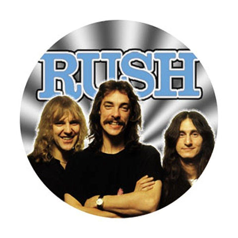 Rush Old Photo Button