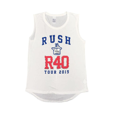 Rush R40 Tour Women's T-Shirt