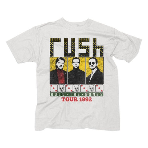 Rush Roll The Bones Men's T-Shirt