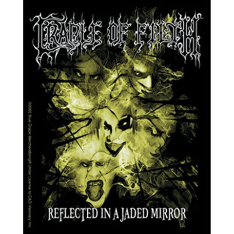 Cradle of Filth Hell Sticker