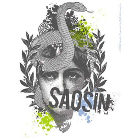 Saosin Snake Lady Sticker