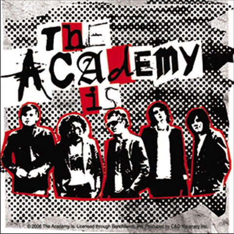 Academy Is Punk Sticker