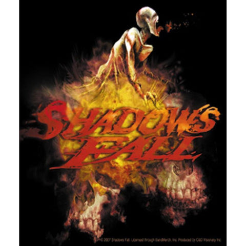 Shadows Fall Inferno Sticker