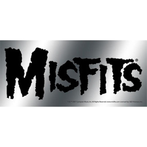 The Misfits Logo Sticker