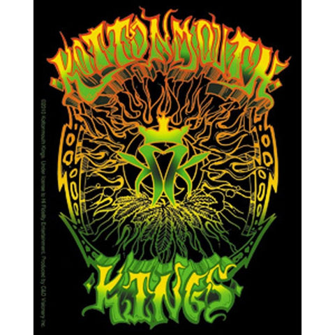Kottonmouth Kings Kosmic Sticker