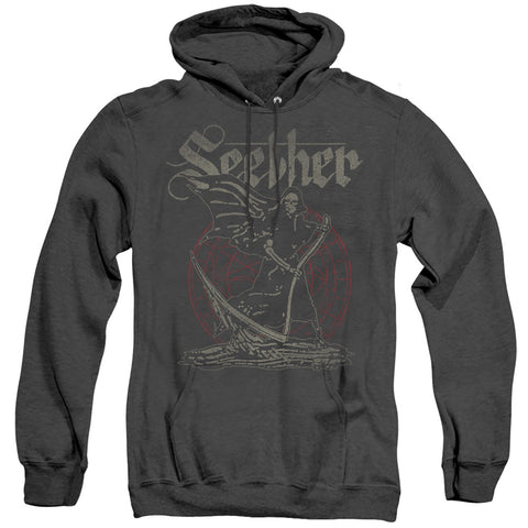Seether Reaper Men's Pull-Over Hoodie