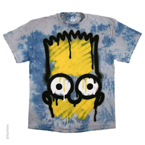 Simpsons El Barto Men's T-shirt