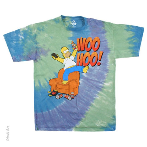 Simpsons Woo Hoo Men's T-shirt