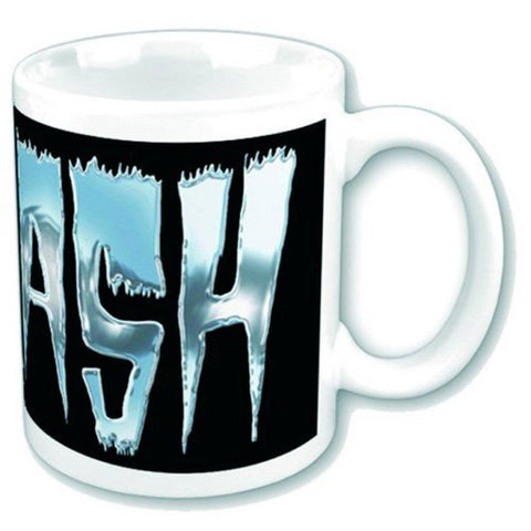 Slash Boxed Ceramic Mug Logo