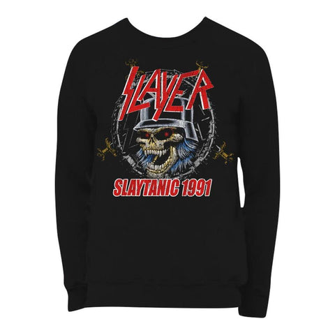 Slayer Slaytanic 91 Men's Sweatshirt