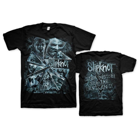 Slipknot Broken Glass Men's T-Shirt