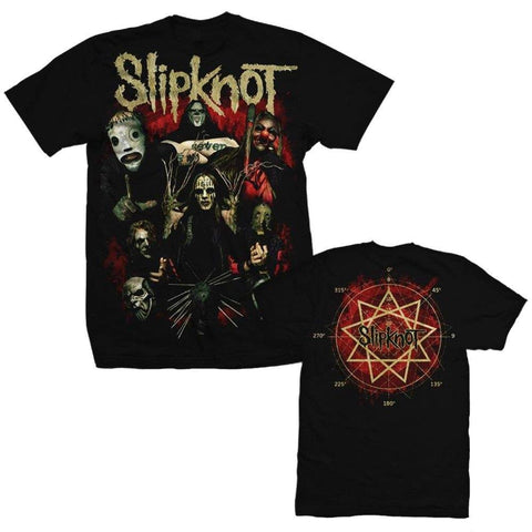 Slipknot Come Play Dying Men's T-Shirt