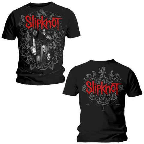 Slipknot Star Crest Men's T-Shirt