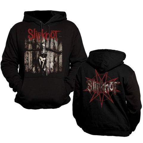 Slipknot The Gray Chapter Skeleton Men's Pullover Hoodie