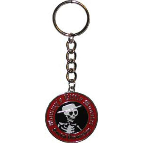 Social Distortion Mommy's Little Monster Metal Keychain