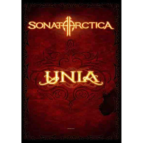 Sonata Arctica Album Cover Fabric Poster