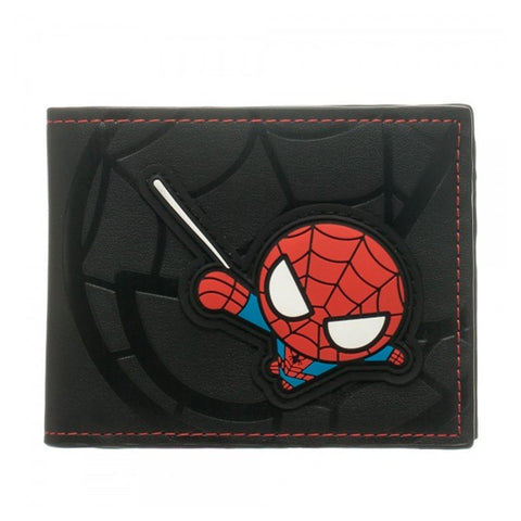 Spider-Man Kawaii Spiderman Bi-Fold Wallet