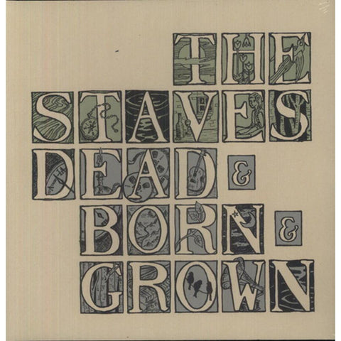 Staves - Dead & Born & Grown - Vinyl LP