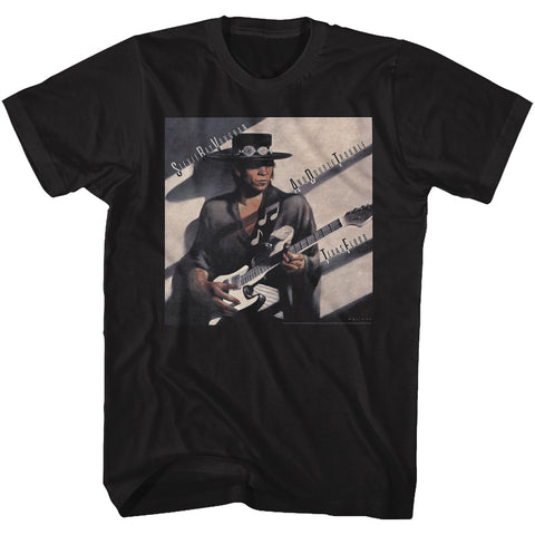 Stevie Ray Vaughan Special Order Texas Flood Adult S/S T-Shirt