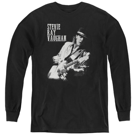 Stevie Ray Vaughan Live Alive Youth LS T