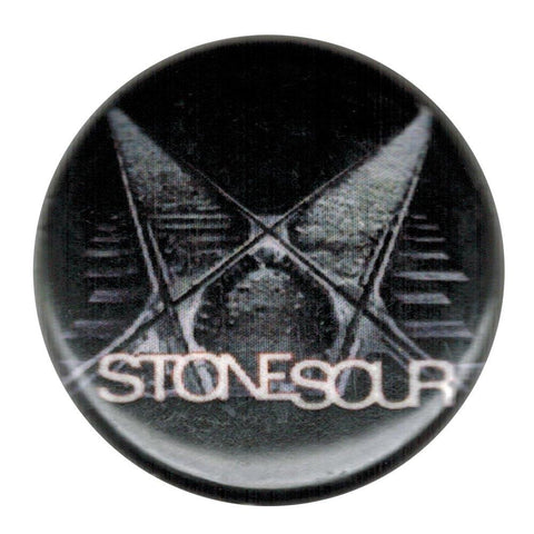 Stone Sour Tracks Small Round Button