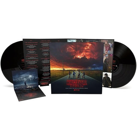 Stranger Things: Music From Netflix Series / Various - Stranger Things: Music From Netflix Series / Var - Vinyl LP