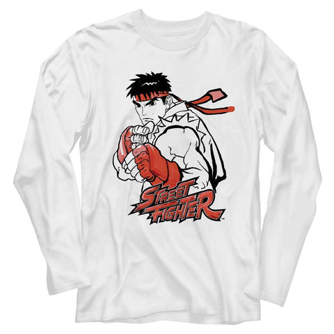Street Fighter Special Order Ryu Red T-Shirt