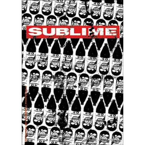 Sublime 40's Sticker
