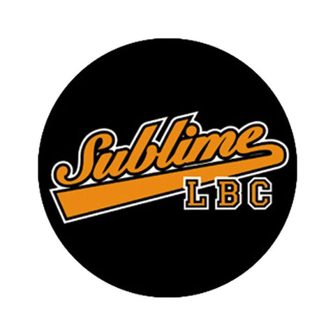 Sublime Baseball Logo Button