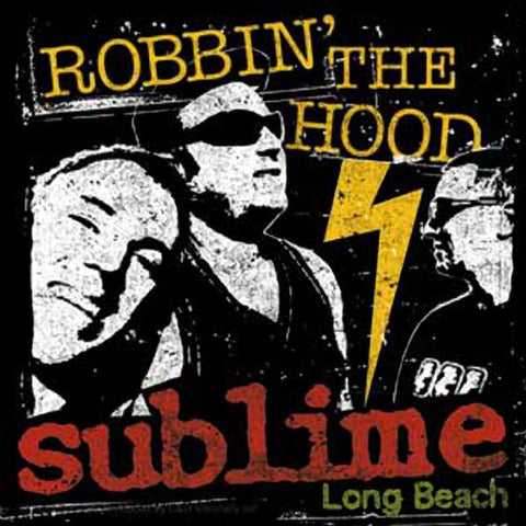 Sublime Robbin' Sticker