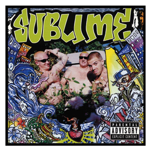 Sublime Smoke Album Cover Button